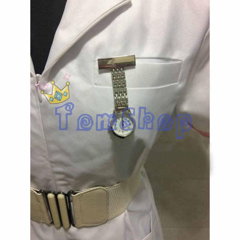 399c2d2d4251e ... Batman Dark Knight Joker Nurse Dress Uniform Halloween Nurses Outfit  Costumes Custom Made ...
