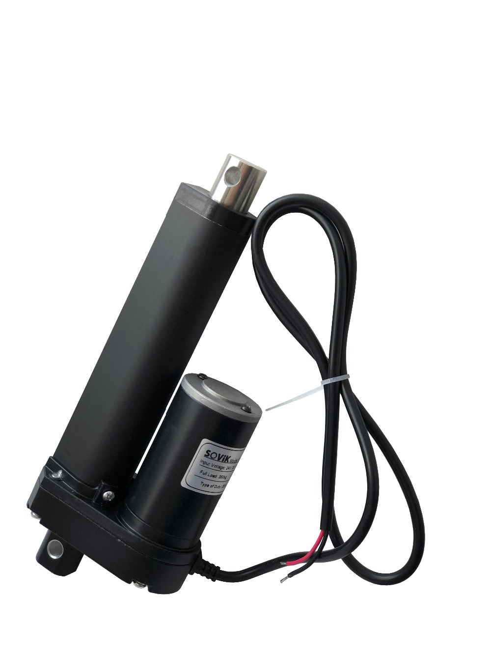 1500N 12V 4//6//8//10//12//14//16//18 inch Linear Actuator Adjustable Actuator GB