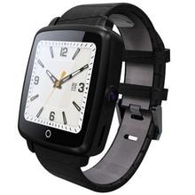 Smart Phone Watch Sport Wristwatch Camera Smartwatch SIM TF Men Women Watch Health Fitness Tracker Leather