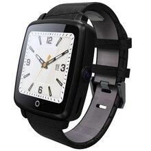 Smartphone Uhr Sport Armbanduhr Kamera Smartwatch SIM TF Männer Frauen Uhr Gesundheit Fitness Tracker Lederband Für Android IOS