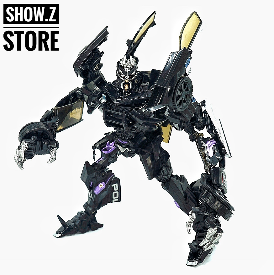 [Show.Z Store] Black Mamba 4th Party The Last Knight MPM-05 MPM05 Barricade Transformation Action Figure long swing arm retro vintage wall light fixtures edison rustic loft style industrial lamp wall sconce wandlampen lampara pared