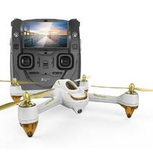 H501S Hubsan X4 Pro RC Drone 5.8G FPV Sin Escobillas Con 1080 P Cámara HD GPS Sígueme Modo RTF Quadcopter Helicóptero de Control Remoto