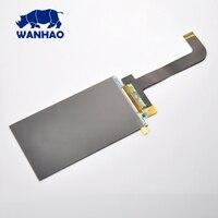 Orijinal WANHAO 3D yazıcı yedek parçaları Wanhao D7 lcd ekran 2 K|3D Yazıcılar|Bilgisayar ve Ofis -