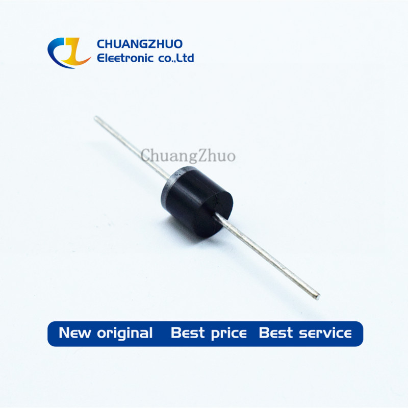 5pcs/lot Rectifier Straight Line R-6 20A10 High Power Diode 20A 1000V P600 New Original