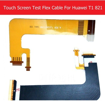 Geniune Touch panel Flex Cable For Huawei MediaPad T1-821W T1-823L S8-701U/701W Touch Screen Control Flex Ribbon Replacement image