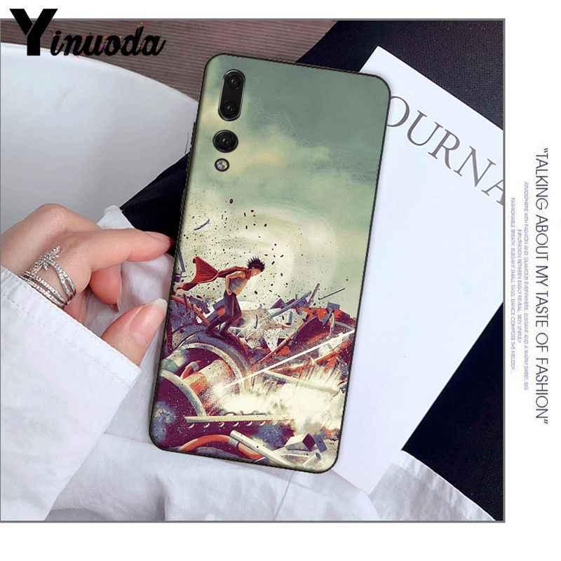 Yinuoda Anime japonés Akira 1988 película personalizada foto suave teléfono caso para Huawei P9 P 10 Plus P20 P20 Pro Honor 9 10 cubierta