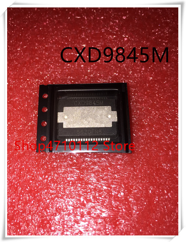 NEW 1PCS/LOT CXD9845AM CXD9845M CXD9845 HSSOP-36 IC