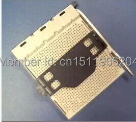 Free shipping for Foxconn Socket AM3  pin CPU Base BGA Connector for AMD Desktop Processor
