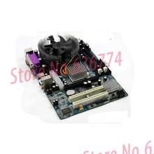 G41775 motherboard set dual-core set ddr3 pd8052.66 motherboard cpu ram set