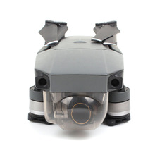 Camera Lens protection cover cap Gimbal fixed Guard cover Transport Protector for DJI Mavic Pro Drone Accessories Lens Cover cap