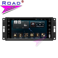 TOPNAVI 2G 32GB Android 7 1 Octa Core Car Media Center Player Video For Jeep Universal