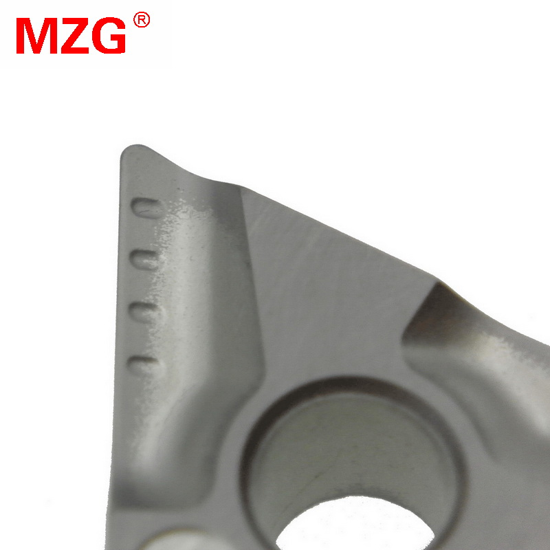 Image 5 - MZG Discount Price TNMG160404R VF ZN60 Turning Cutting CNC Toolholders CVD Coated Carbide Inserts for Steelcarbide insertscoated carbide insertscarbide cutting insert -