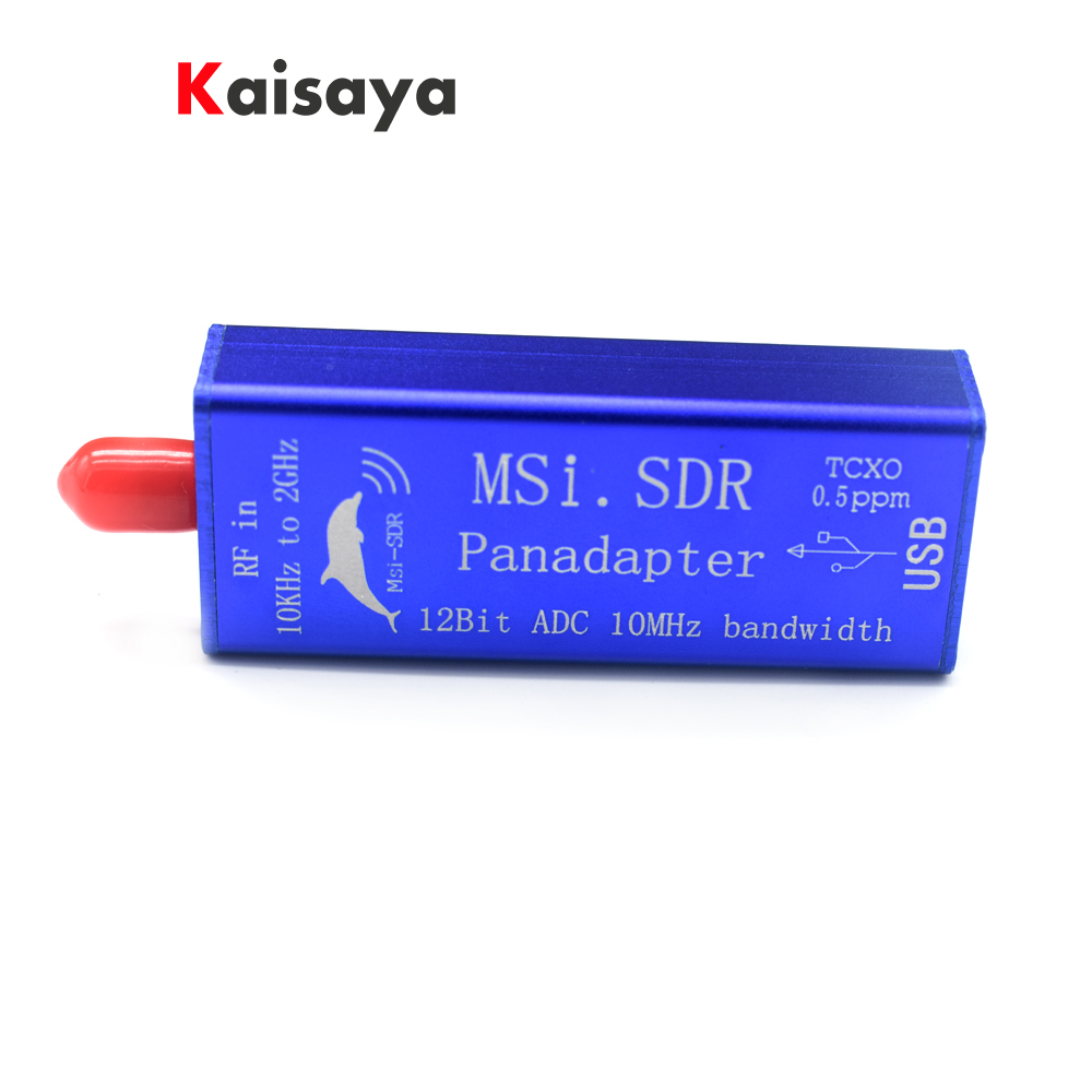 2019 latest Broadband Software Radio MSI SDR Receiver Compatible with SDRPLAY RSP1 Software Radio Non RTL