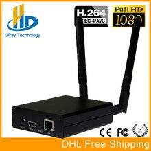 H.264 HD HDMI Encoder With WIFI For IPTV, IP Streaming Encoder H264 Server IPTV Encoder RTMP /UDP HDMI To IP Audio Video Stream