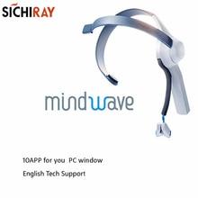 Hot Sale Mindwave Headset International Rf Version Dry Electrode EEG Attention And Meditation Controller device Neuro Feedback