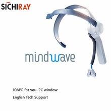 Mindwave auriculares con electrodo seco dispositivo controlador de atención y meditación, Rf, realimentación Neuro, gran oferta
