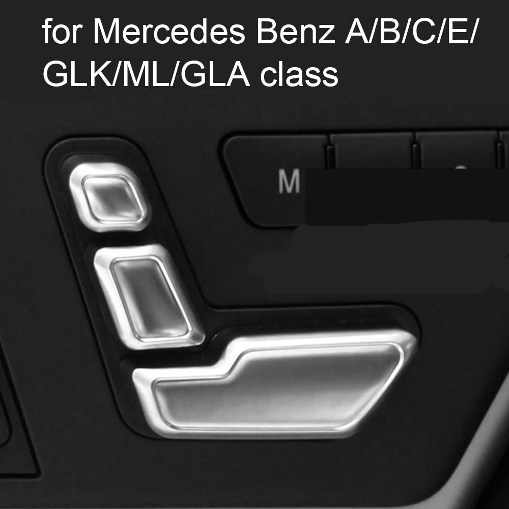 for mercedes benz a b c e glk ml gla class 3 pieces car. Black Bedroom Furniture Sets. Home Design Ideas