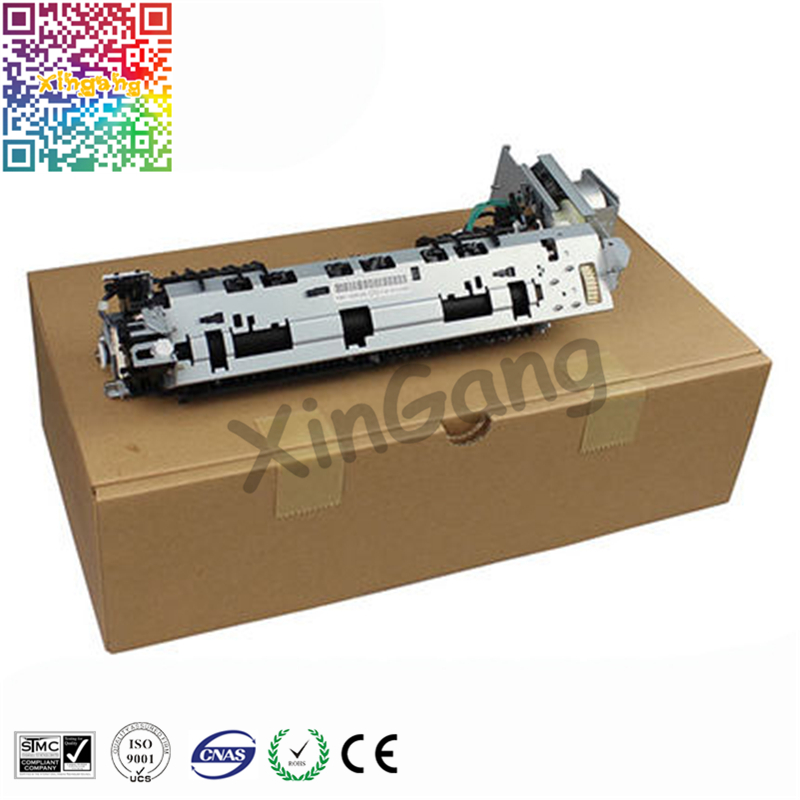 XG New OEM 220V Fuser Assembly Fuser Unit for HP Color LaserJet LJ 2605 Fixing Assembly High Quality Printer Parts 2pcs set oem new for hp 5000 5100 fuser swing gear laserjet printer parts