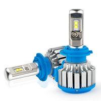 H4 Car Led Headlight High Power Auto H4 3 Hi Lo HB2 9003 H13 9007 High
