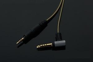 Image 2 - 4.4mm/2.5mm OFC Nâng Cấp Âm Thanh CÂN BẰNG Dây Cáp tai nghe nhét tai Audio Technica ATH M50x M40x M70x M60x tai nghe