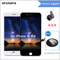 3pcs Grade AAA No Dead Pixel High Screen For IPhone 8 8PLUS LCD Display With Good