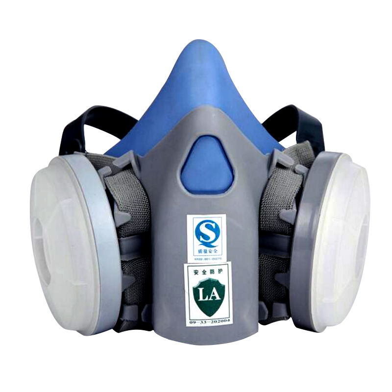 Dust Mask Grey Safety Face Mask Chemical Respirator Thermoplastic materials  9400B op7 6av3 607 1jc20 0ax1 button mask