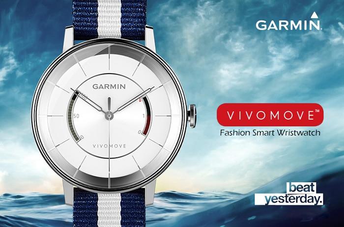 Detail Feedback Questions about GARMIN Vivomove Smart