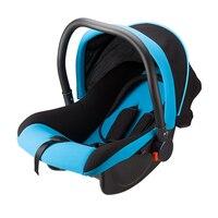 0 ~ 12 месяцев детские, для малышей автомобиль стулья Портативный Автокресло для младенца и детские дышащие безопасности Детские автокресла