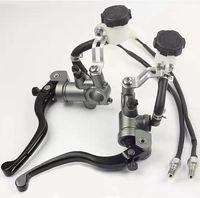 Universal Motorcycle PX1 brake clutch pump 17.5mm master cylinder lever handle 22mm For Yamaha Kawasaki Suzuki Disc Brake pump