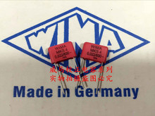 2019 hot sale 10pcs/20pcs Germany WIMA MKS4 630V 0.022UF 630V 223 22nf P: 10mm Audio capacitor free shipping free shipping 10pcs at 223
