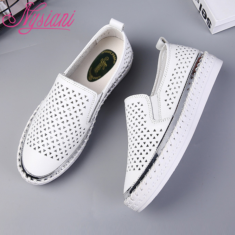 2019 discount Shoes Leather