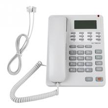 DTMF/FSK 데스크탑 유선 Telephone Call 수 (/콜 시간 LCD Display 유선 Telephone(China)