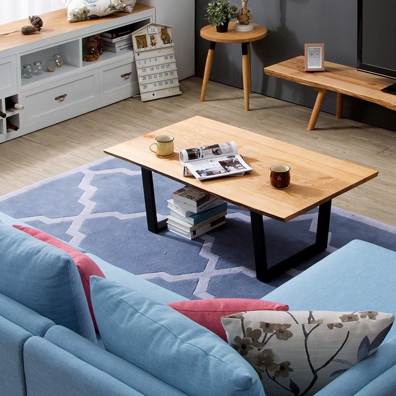Furniture Imports: Ash Solid Wood Furniture Imports Rectangular Living Room