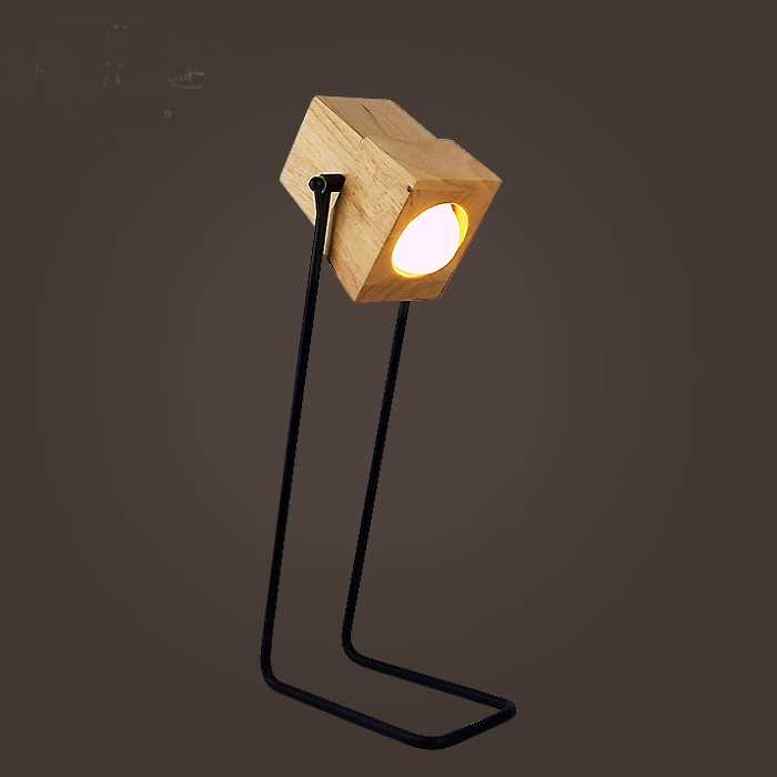 The simplicity of modern creative personality dormitory bedroom desk bedside decoration art table lamps LO72910 home decoration decoration the lighthouse tea table the teapoy decorative frame the florist
