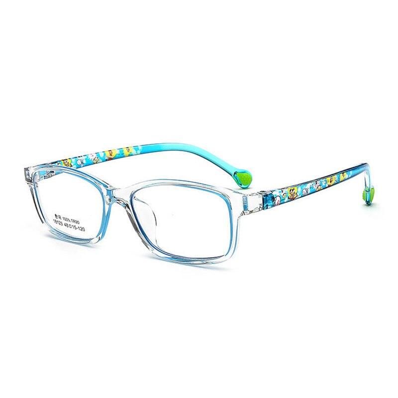 18123 Kinder Optische Gläser Rahmen Unisex Kind Brillen Verschreibungspflichtigen Brillen Für Augenschutz Brillenfassung Brillen SorgfäLtig AusgewäHlte Materialien