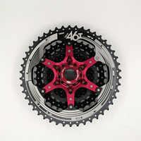 SunRace 10 Speed CSMX3 CSMS3 11-40T 11-42T 11-46T Bicycle Freewheel Wide Ratio bike Mountain Bicycle Cassette Tool MTB Flywheel