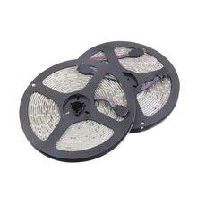 Оптовая продажа Новые 10 м 2×5 м 3528 Водонепроницаемый smd rgb светодиодов 600 светодиодные лампы светодиодные полосы 44Key ИК удаленный Прямая доставка