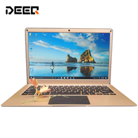 DEEQ 737A Laptop 13.3 inch Gaming Laptops IPS Intel Celeron J3455 Notebook Computer With 6GB RAM 64GB 128GB 256GB SSD