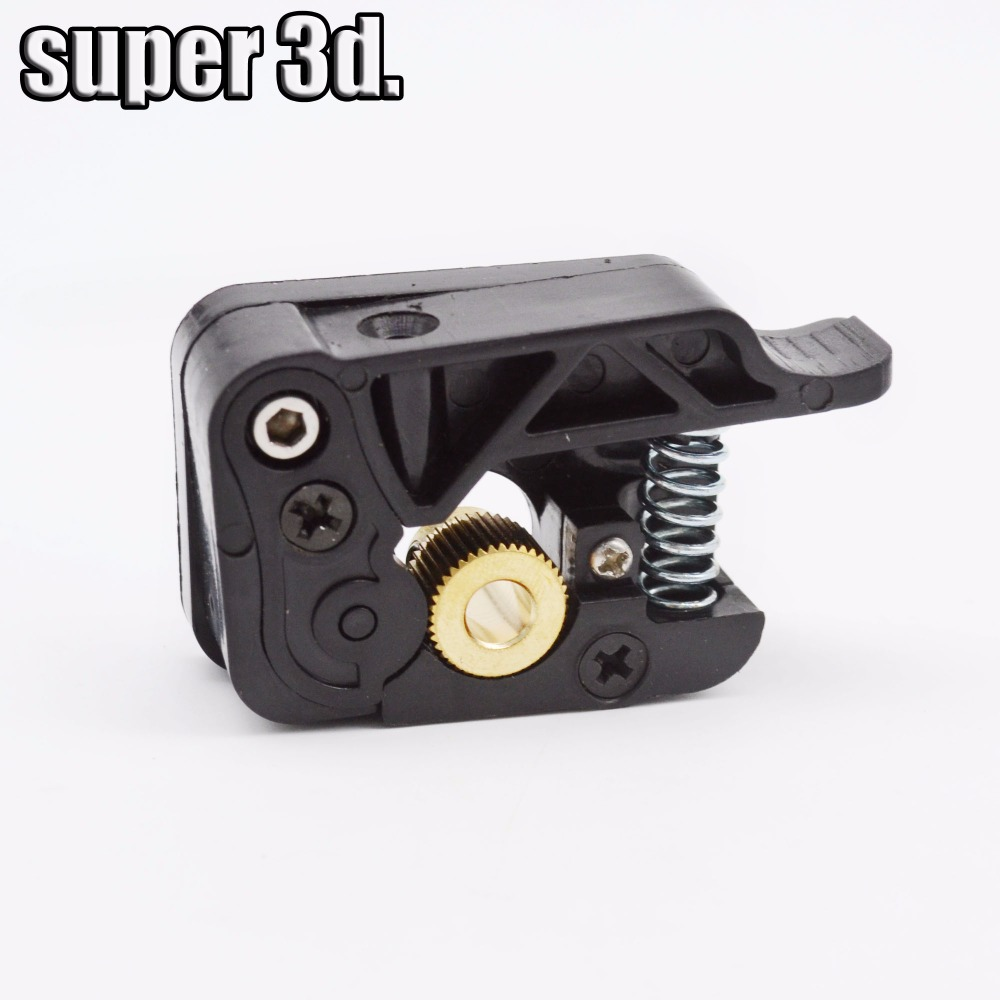 3D printer  MK9 / MK8 extruder 1.75mm filament wire feed device kits (right side) for Makerbot dual extrusion