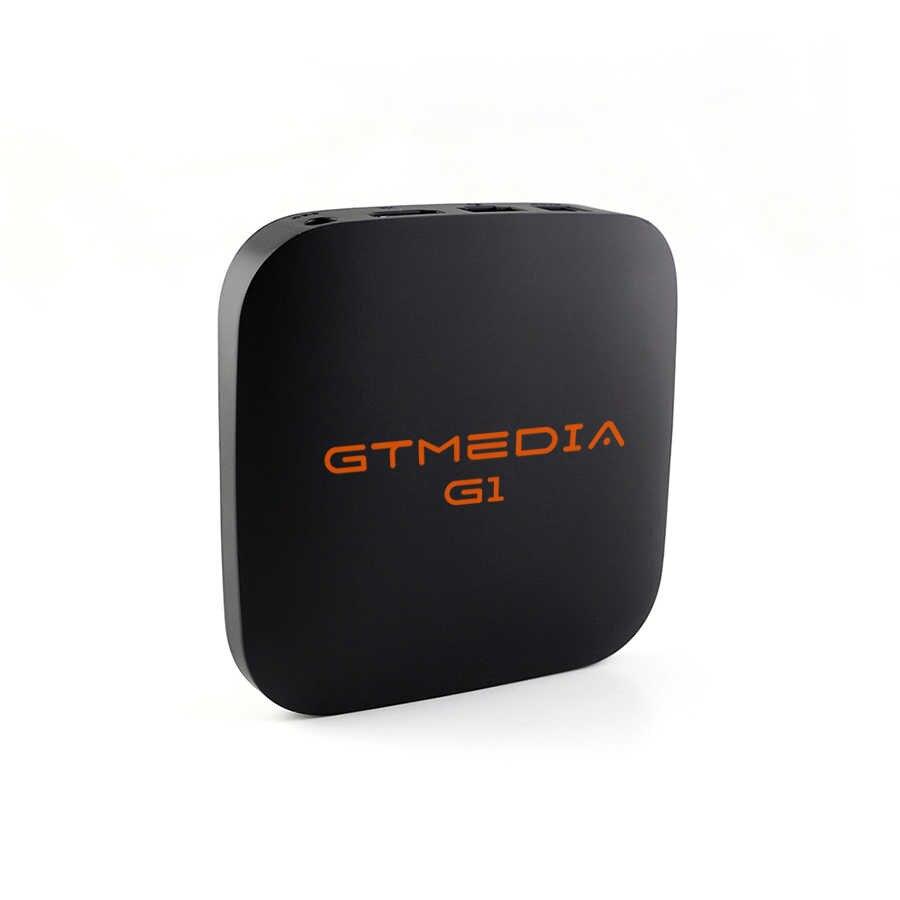 Gtmedia G1 Amlogic S905W สมาร์ททีวีกล่อง Android 7.1 1GB RAM 8GB 4K WiFi Media Player Google สนับสนุน Netflix IPTV M3U US Youtube 4K