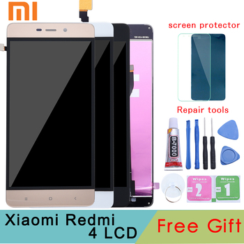 Display Touch screen per Xiaomi Redmi 4 Lcd 2GB RAM 5.0 1