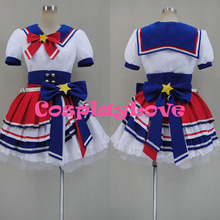 Newest Custom Made Japanese Anime Puripara Dorothy West Cosplay Costume For Christmas Halloween Party Birthday CosplayLove
