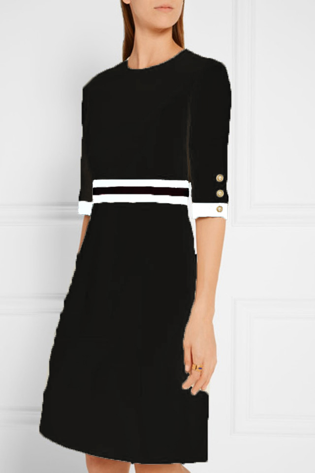 HTB1wWSwXsrrK1RjSspaq6AREXXaQ - New 2019 putting Victoria temperament  of cultivate one's morality Summer dress temperament fashion Women's clothes