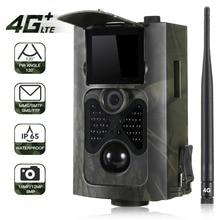 SUNTEKCAM caméra de chasse 4G, 16mp, caméra de suivi et photos et jeux vidéo, messagerie MMS SMS IR, piège, modèle HC 550LTE