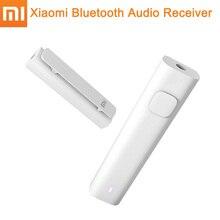 D'origine Xiaomi Bluetooth 4.2 Récepteur Audio Sans Fil Adaptateur 3.5mm Jack AUX Audio Musique Voiture Haut-Parleur Filaire Écouteurs Type C téléphone
