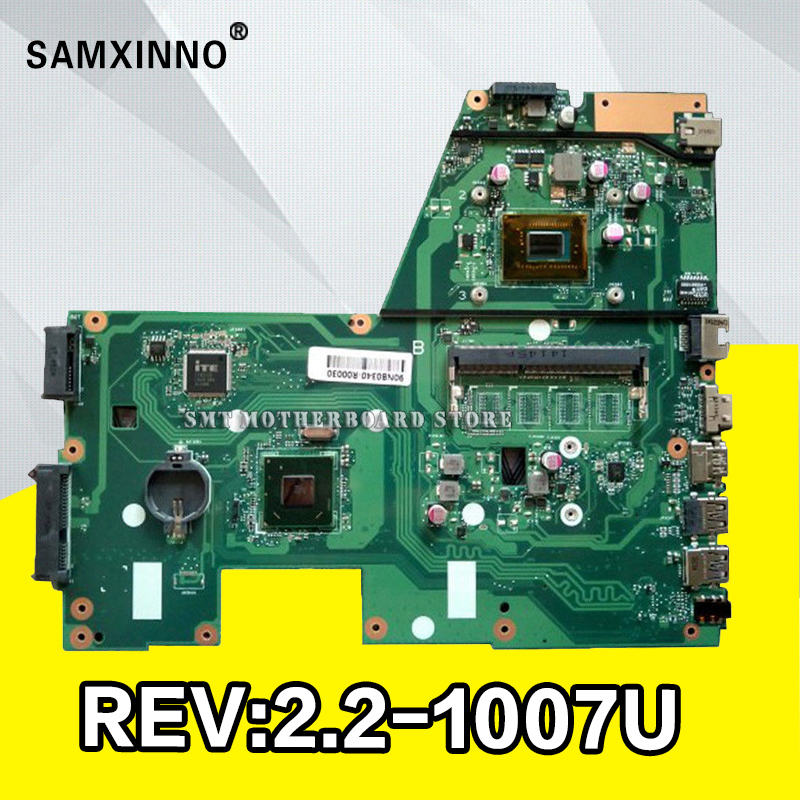 X551CA motherboard for ASUS D551C X551CA Laptop motherboard X551CA mainboard REV2.2 1007u Test work 100% OK hot for asus x551ca laptop motherboard x551ca mainboard rev2 2 1007u 100% tested new motherboard