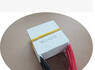 25PCS LOT Cooling chip TEC1 12715 free shipping