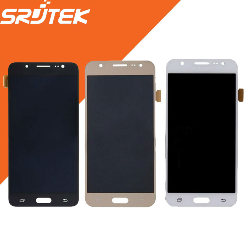5.2 LCD Display + Touch Screen Digitizer Full Assembly For Samsung Galaxy J5 (2016) J510 SM-J510F J510FN J510M J510Y J510G
