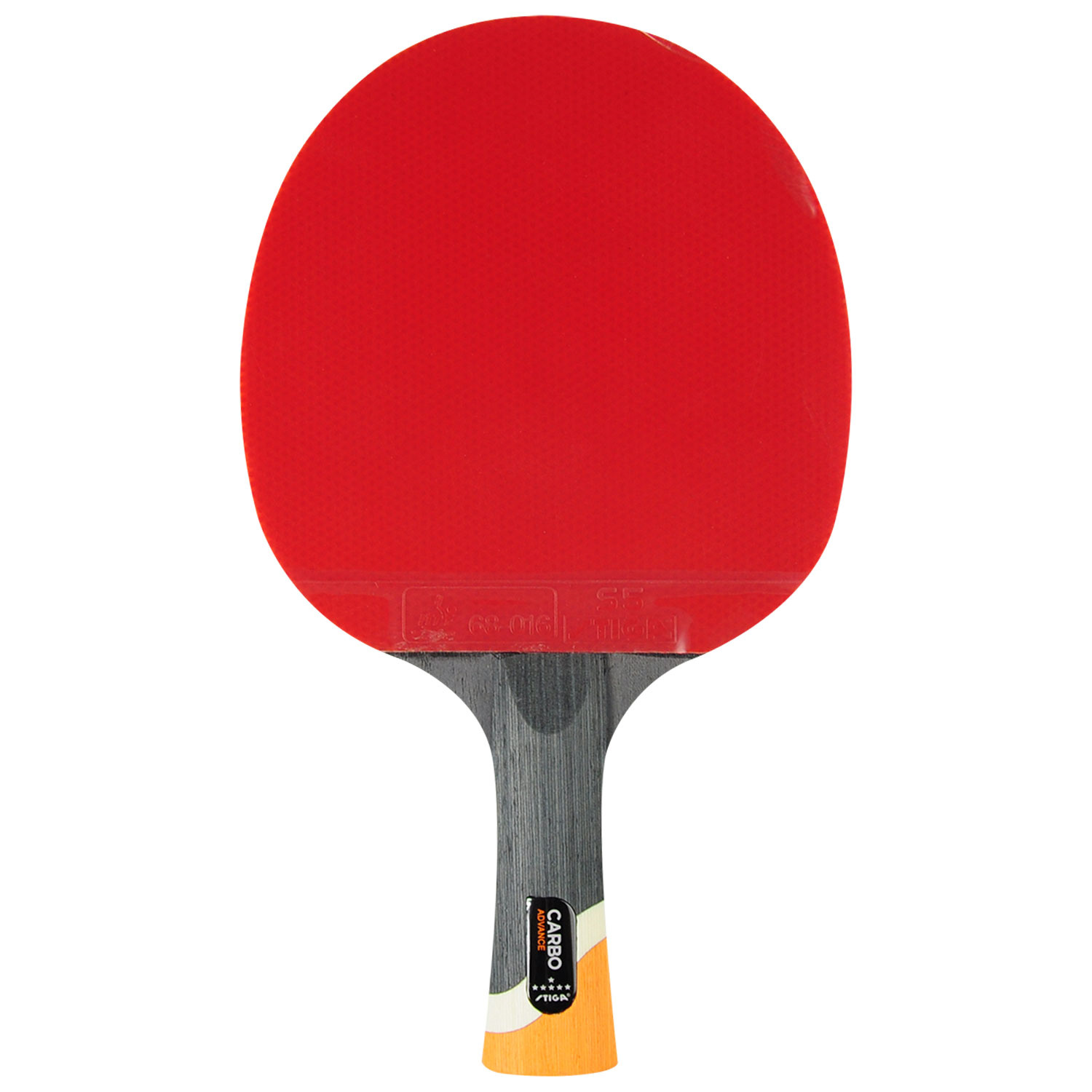 Image 4 - STIGA professional Carbon 6 STARS table tennis racket for offensive rackets sport racket Ping Pong Raquete pimples in-in Table Tennis Rackets from Sports & Entertainment
