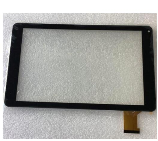 Touch-Screen Digitizer Texet tm-1067 Glass-Sensor-Replacement Tablet for MJK-0710-FPC